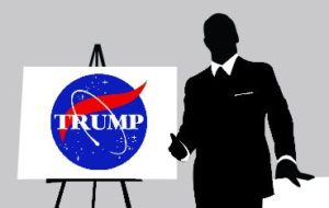 nasa trump space advert