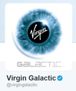 virgin galactic twitter
